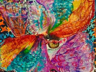 Winged Dreams by skullhoney97