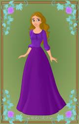 CinderJenna: Nightgown by Chumley12