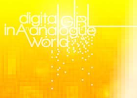 Digital Girl by pica-ae