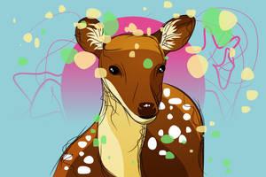 Oh Deer by pica-ae