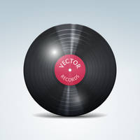 Icon Objects: Vinyl by pica-ae