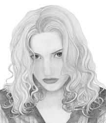 Kate Winslet by DiegoBernardo