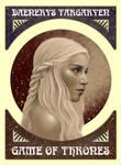 Daenerys Targaryen by DiegoBernardo