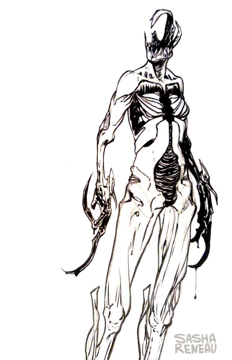Zombie Buddy by MadGeneticist