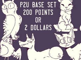 CHEAP P2U BASE SET by Follow-the-Unleader