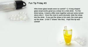 Fun Tip Friday #3 by SmallCreationsByMel