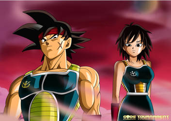MASTER FAMILIAR  BARDOCK'S SAIYAN ELITE by Yazuda