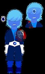 Sapphire by TheMaskedSpider