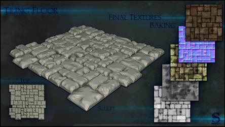 Tiling Floor by sasa454