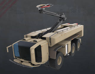 Firefight Truck: Action Front by sasa454