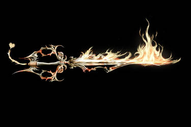 Keyblade: Ignited Heart by CBJ3