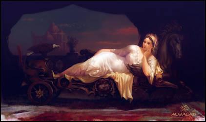 The Chariot Sofa by Algalad