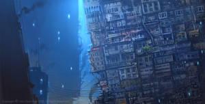 Night city by cgooi