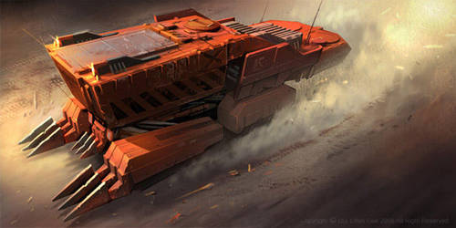 Red_truck by cgooi
