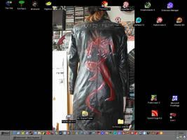 Background Dragon by darkness-angel