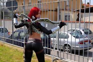 Mercenary Katarina 02 by KillerGio