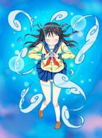 Inari-chan!!! by nakhell