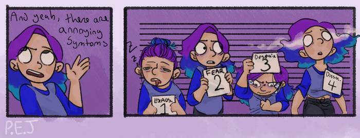 The Usual Suspects 4 by PaigeDoesTheArt