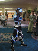 Sora Tron Cosplay 01 by Knightfourteen