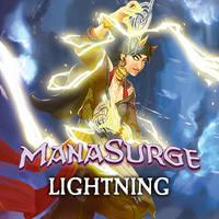 ManaSurge Lightning card cart by MajorKiz