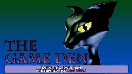 Ecco The Dolphin Title Screen by Razia