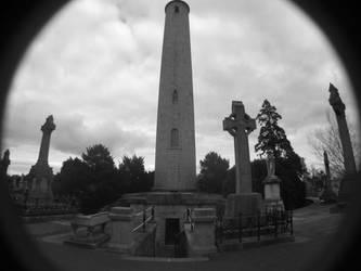 daniel o connell burial tower by ciaranmc
