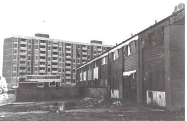 ballymun flats by ciaranmc