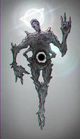 The Void Begetter by Oxeren