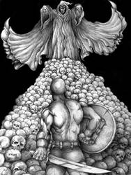Phantom Lord of Skulls by Culhain