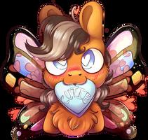 [YCH] Delta Hearts Hearts Hearts by CutePencilCase