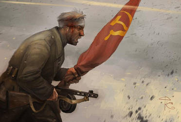 Stalingrad series (vol1) For Motherland! by RussianDUH