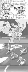 Monster Hunter Comic 14 by AMBONE105