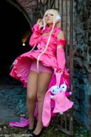 Chii cosplay - Chobits by HoneyMaRy