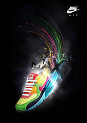 Nike - Take It To The Max by he1z
