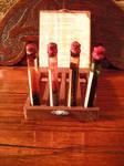 LOT# 6 VAMPIRE BLOOD SAMPLES 4 by BigfordWorks