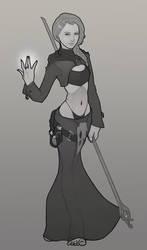 Kirethel- The Wizard's Apprentice by Dunlaoch