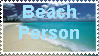 Beach Stamp by RustyFanatic05