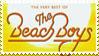 The Beach Boys Stamp by RustyFanatic05