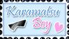 Karamatsu Boy Stamp by PanTran