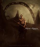 Centaur Warrior II by marcosnogueiracb
