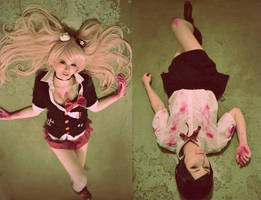 Dangan Ronpa - Dear sister of mine by godirtypop