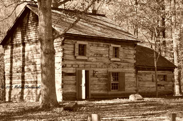 Home of Governor William Bebb by aperfectmjk