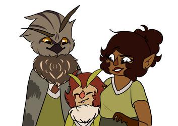 Family by SmallSketcher