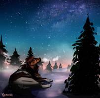 Stargazing by Nanuukk