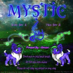 Mystic Jay by KilynnTor