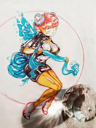 Fairy Wings by Mazzacho