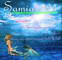mermaid iD by samia1994