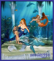 Mermaid land 2 by samia1994