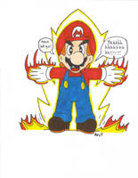 Super Mario by GamerPat