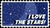 I love the stars by SumacTree